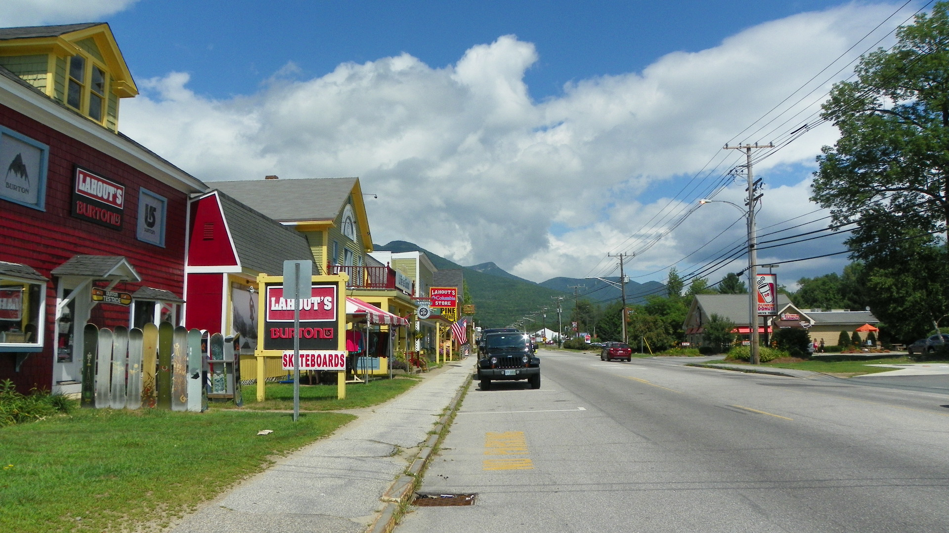 Lincoln - Woodstock - Loon Mountain Resort, a 4 season