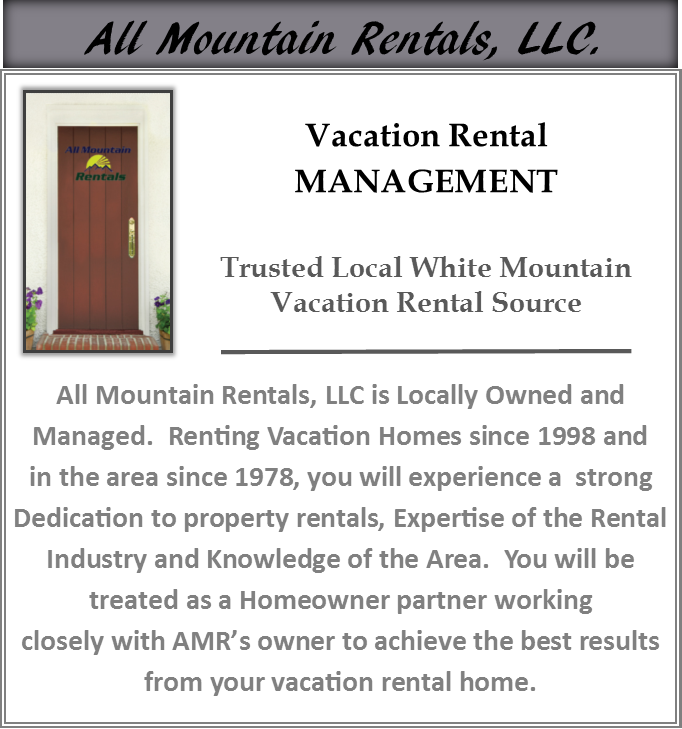 New Rental List: List Your Vacation Rental Home Or Condo With All Mountain
